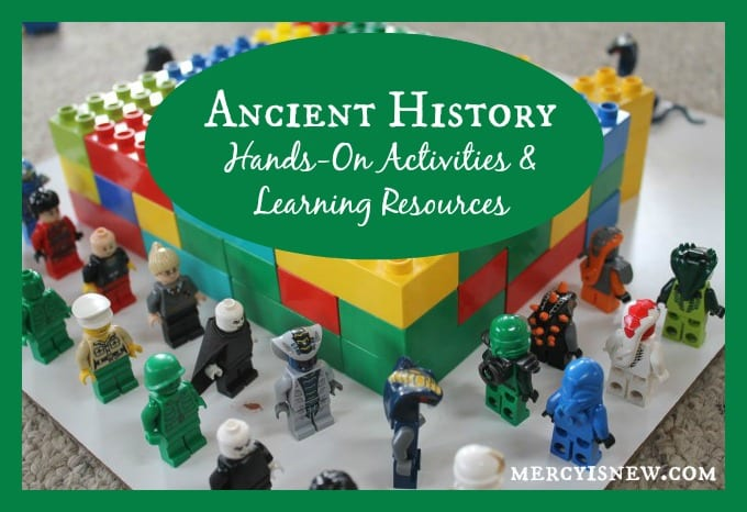 Ancient History Ideas @mercyisnew.com
