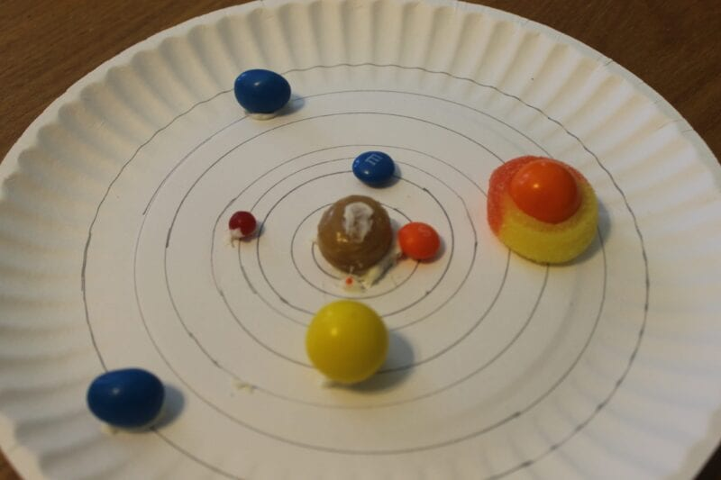 planet saturn made of candy - photo #28