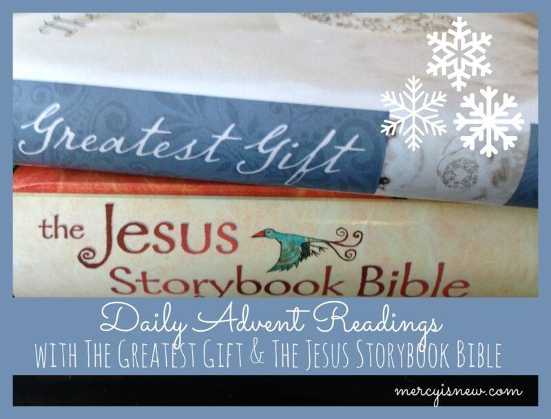 Daily Advent Readings @mercyisnew.com