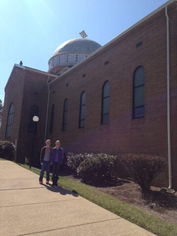 St. George Greek Orthodox Church Knoxville @mercyisnew.com