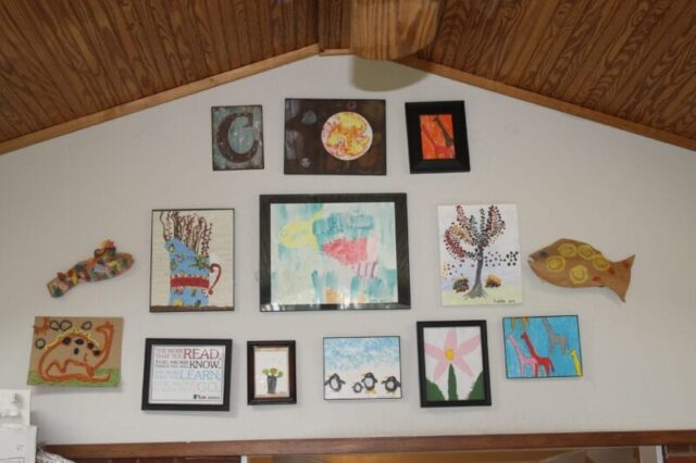 Our Gallery Walls