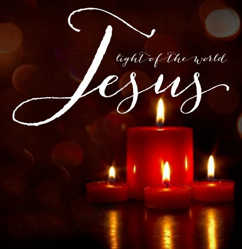 Jesus, Light of the World: Praying the Scriptures through Advent