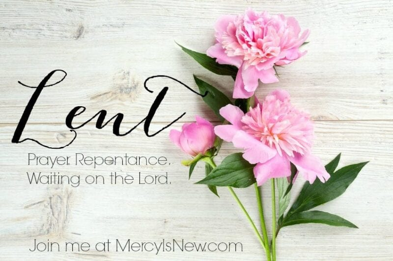 Lent Devotions and Resources