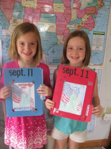 september 11th lapbook