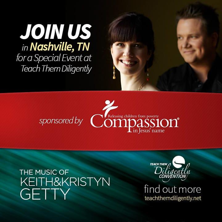 Getty's at TTD Nashville!