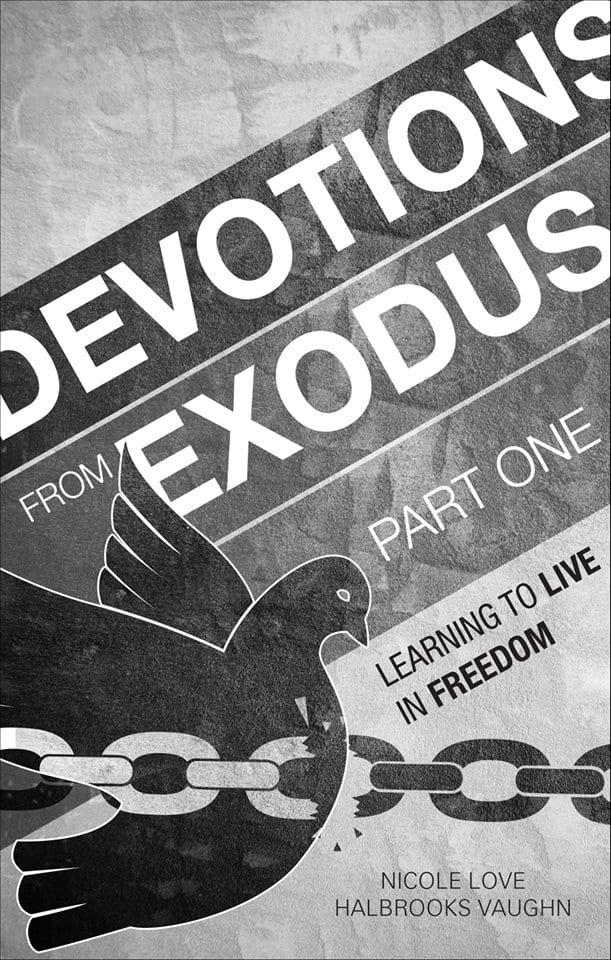 Devotions from Exodus Book Review @mercyisnew.com