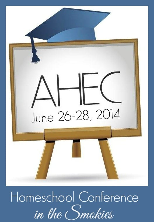AHEC Homeschool Conference in the Smokies