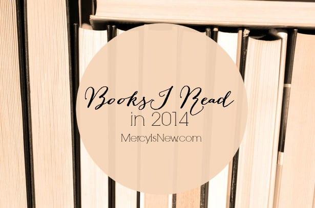 Books I Read in 2014
