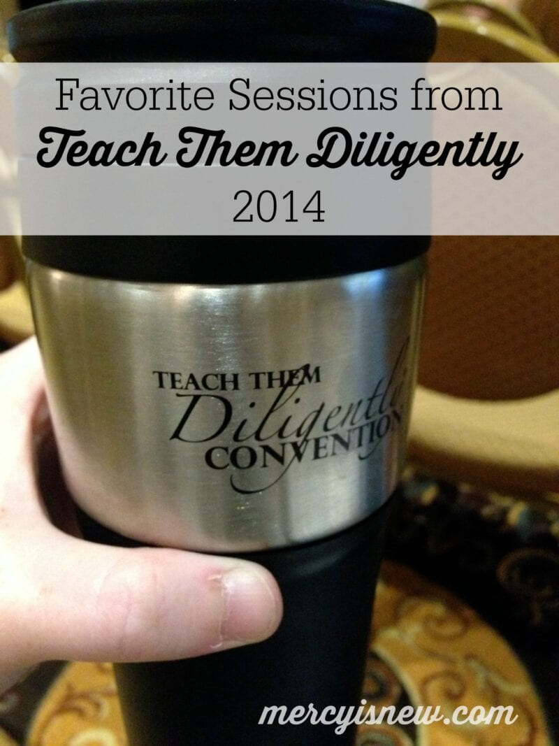 Favorite Sessions from TTD 2014 @mercyisnew.com