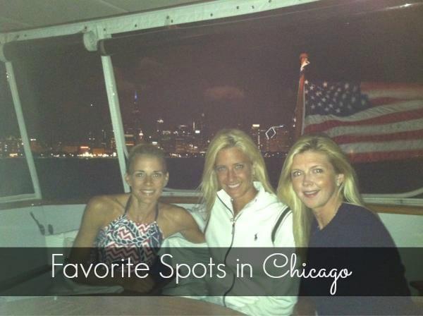 Favorite Spots in Chicago