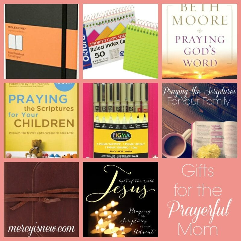 Gifts for the Prayerful Mom