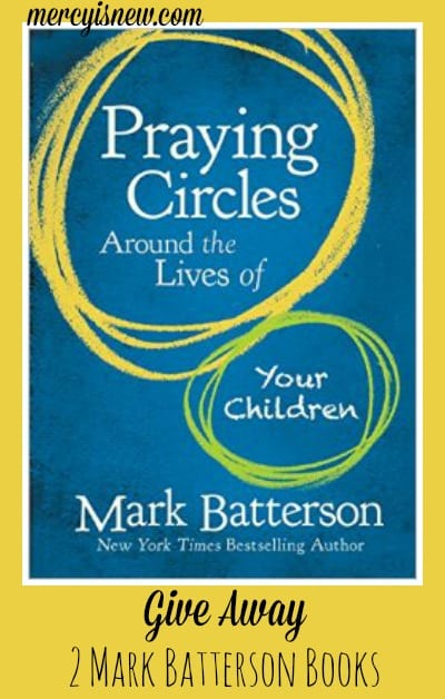 Give Away 2 Mark Batterson Books