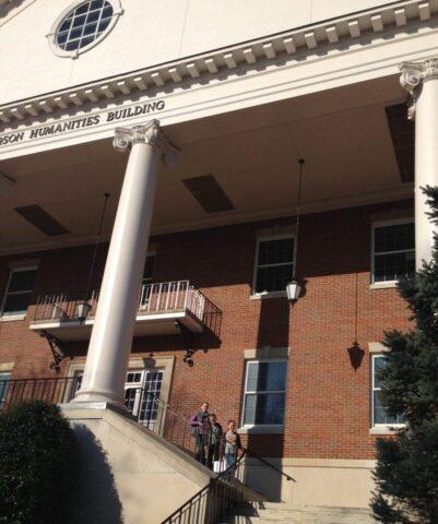Henderson Humanities at Carson Newman University @mercyisnew.com