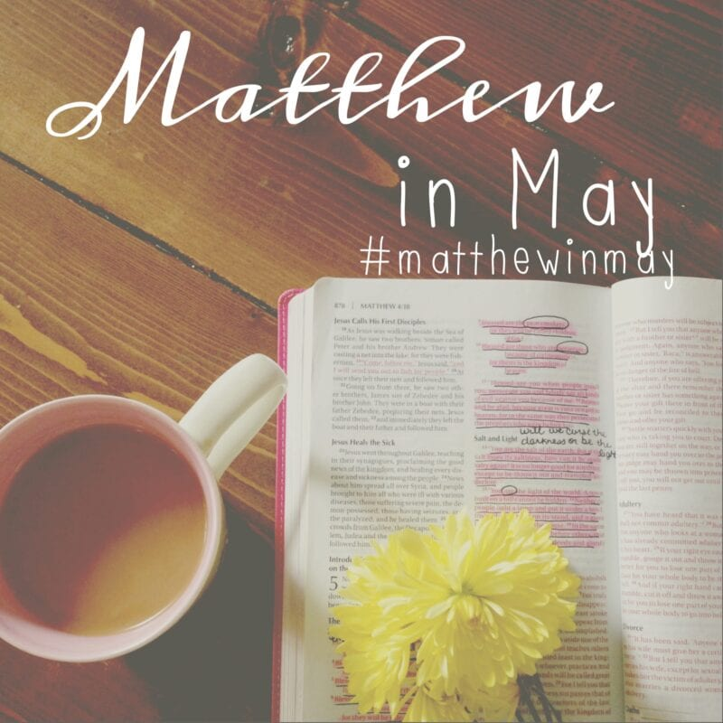 Matthew in May @mercyisnew.com