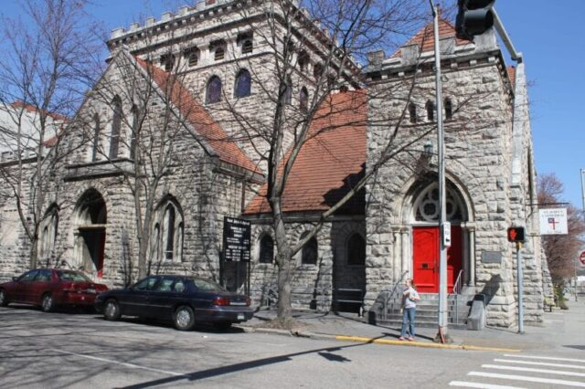 St. John's Episcopal in Knoxville @mercyisnew.com