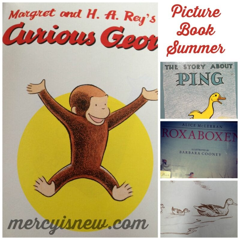 Picture Book Summer @mercyisnew.com