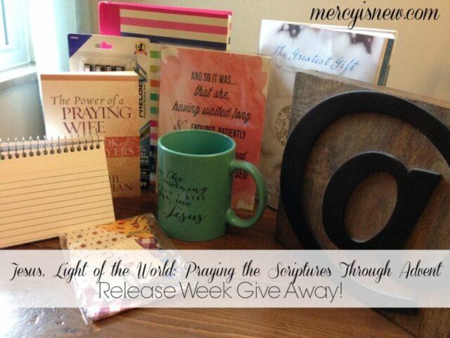 Release Week Give Away!