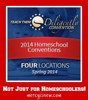 Teach Them Diligently ~ Not Just for Homeschoolers @mercyisnew.com