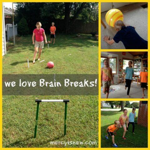 We love brain breaks @ mercyisnew.com