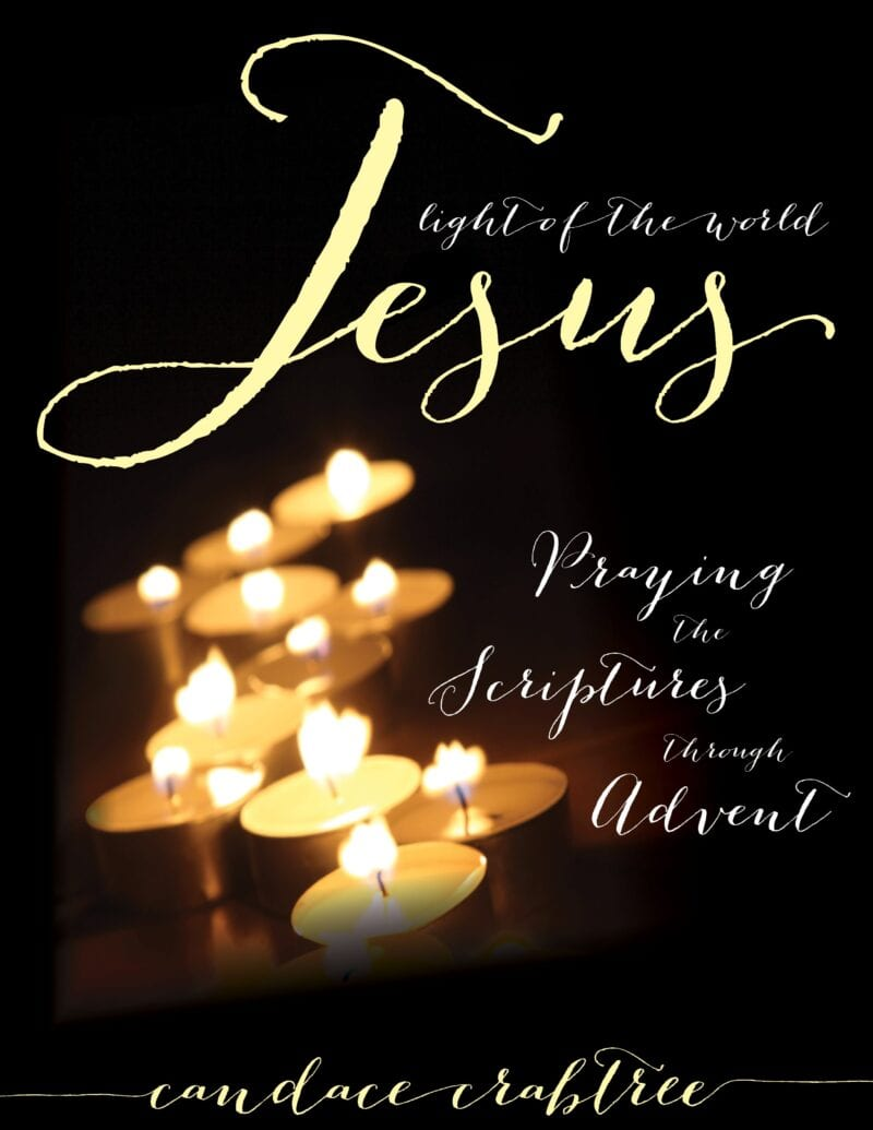 Praying the Scriptures Through Advent