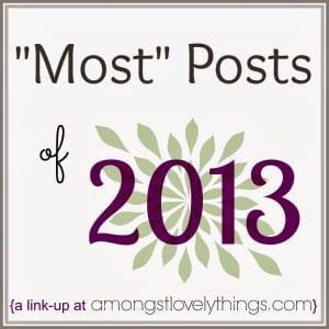 A Year's Worth of Pinnable Posts @mercyisnew.com